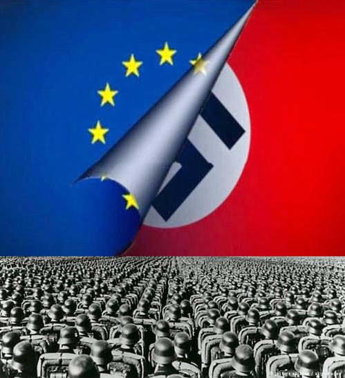 LimanGuerilla: EU NAZI ROOTS
