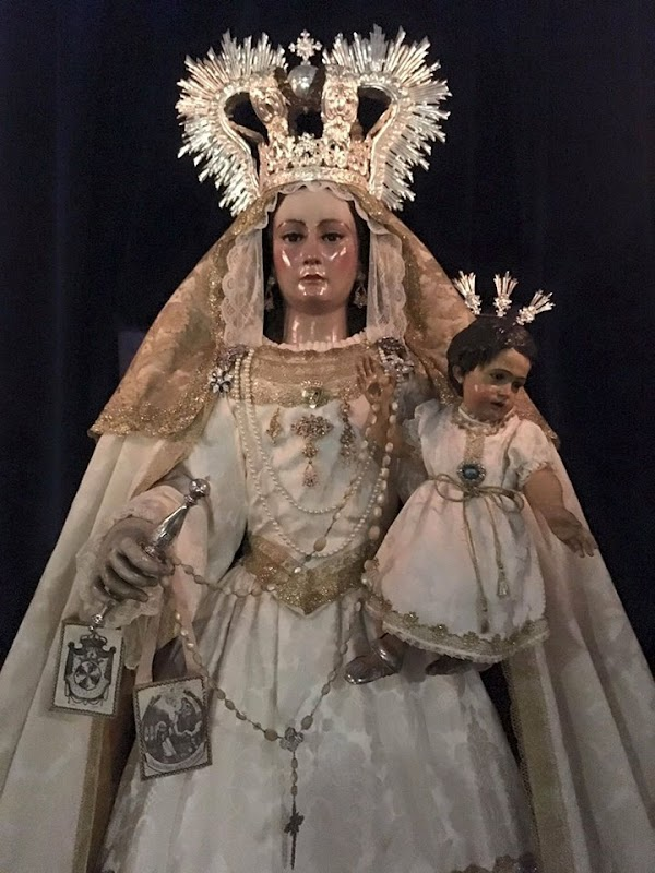 El Rosario de Santo Domingo solicita su ingreso en la Agrupación de Glorias de Málaga
