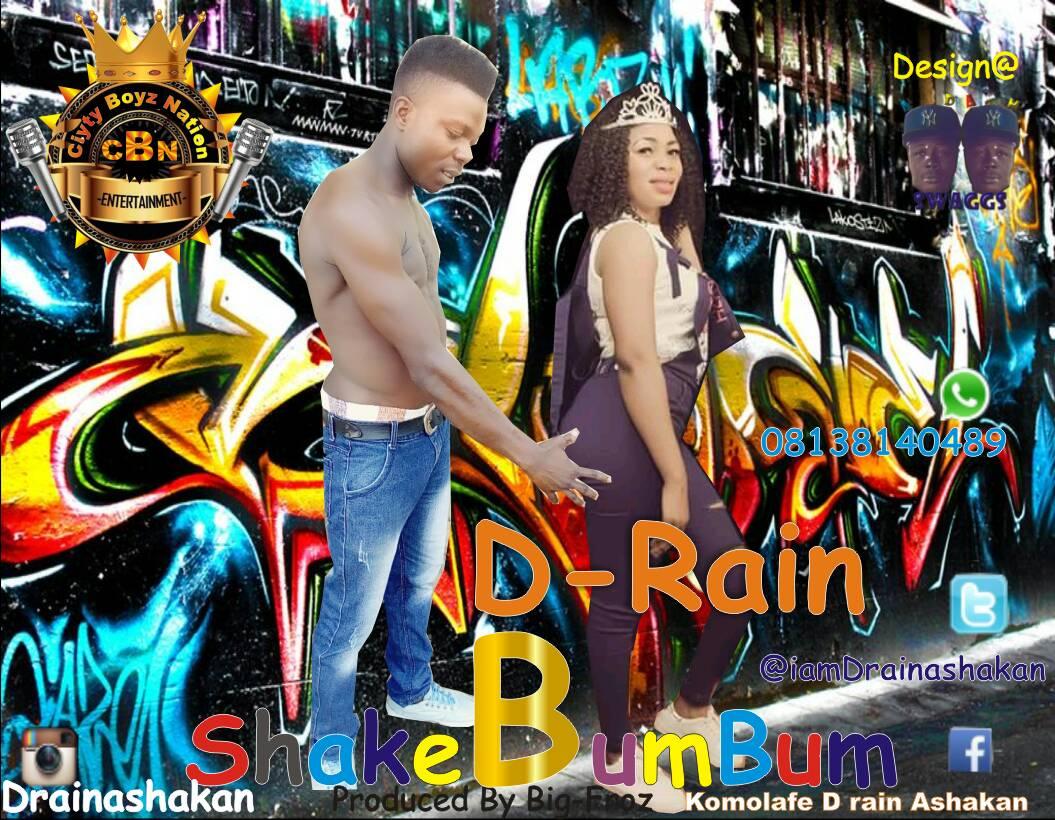 """MUSIC:D_RAIN---SHAKE""""BUMBUM"""