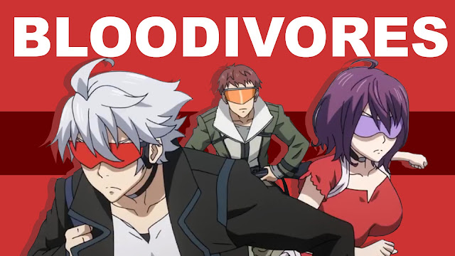 Download OST Opening Ending Anime Bloodivores Full Version