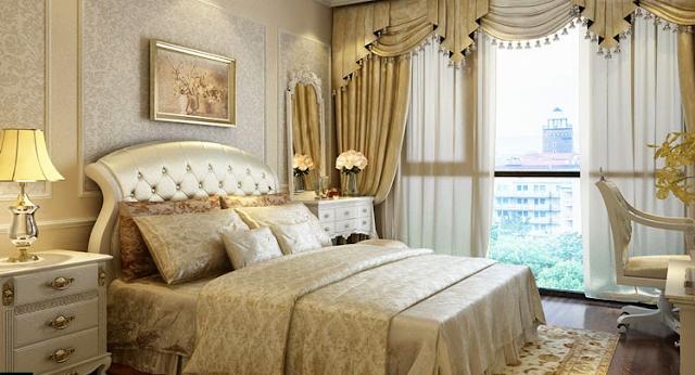 Thiết kế nội thất căn hộ The Emearld