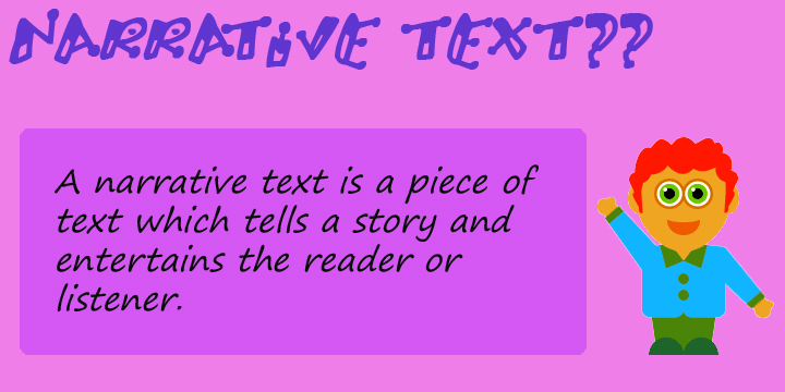 Contoh Narrative Text Bahasa Inggris Lengkap Contoh Kata Dp Wa
