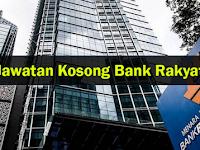 Kekosongan Terkini di Bank Rakyat - Permohonan Dibuka