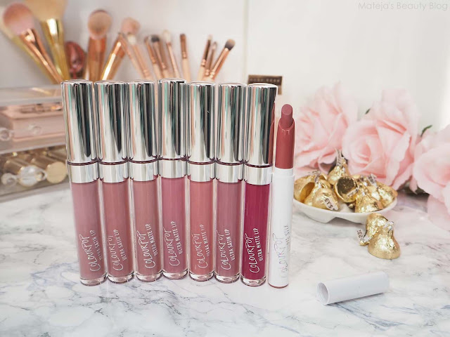 ColourPop Lip Products (Ultra Matte, Satin and Lippie Stix)