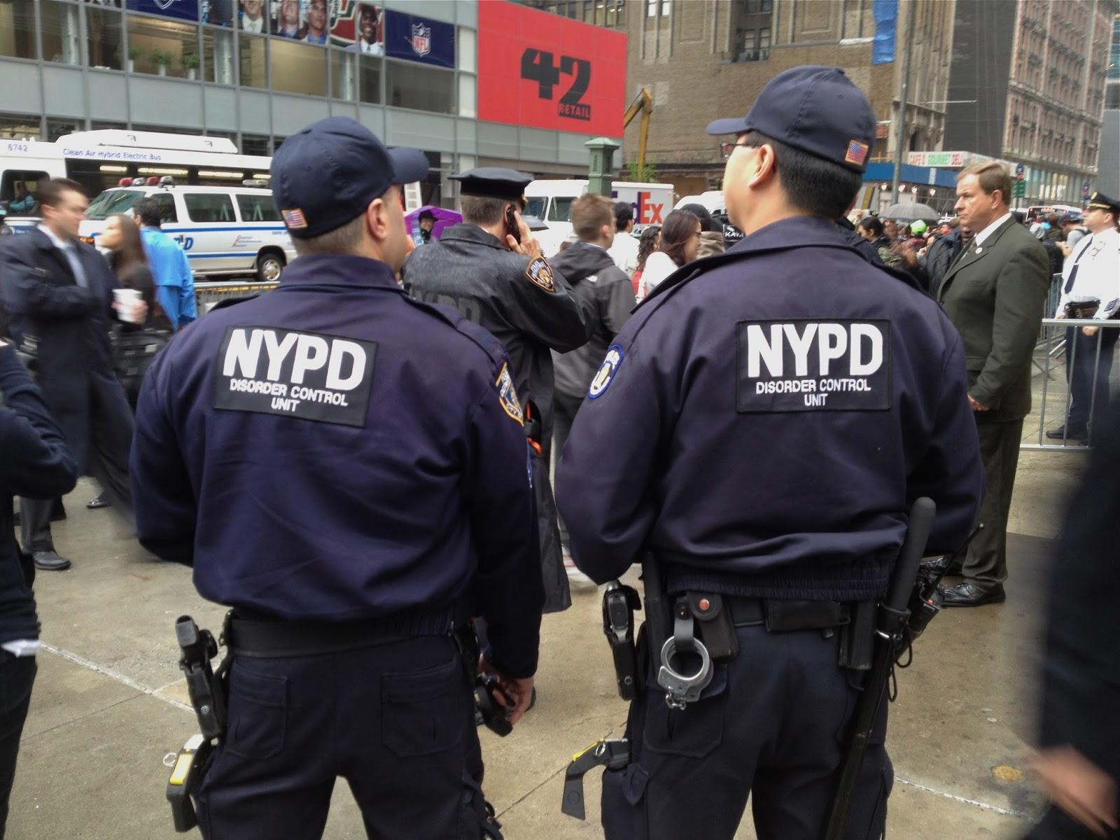 DIXIE: Police Amerika