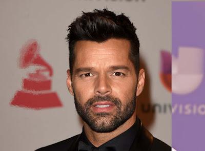 Ricky Martin en el programa Viva la vida