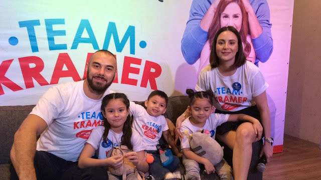 Team Kramer Supports Children's Hour Through Their Children's Book Series