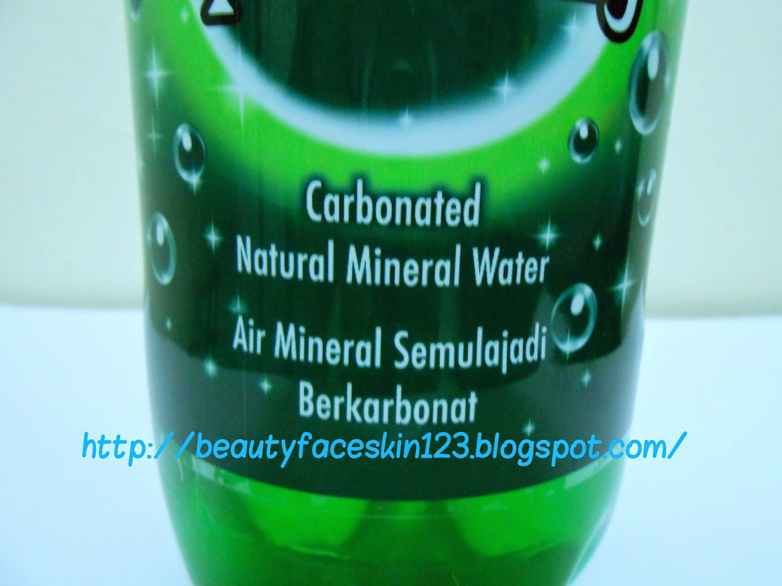 CARBONATED WATER, SPARKLING WATER (KOREAN TREND IN 2014)
