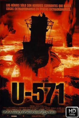 U-571 [1080p] [Latino-Ingles] [MEGA]