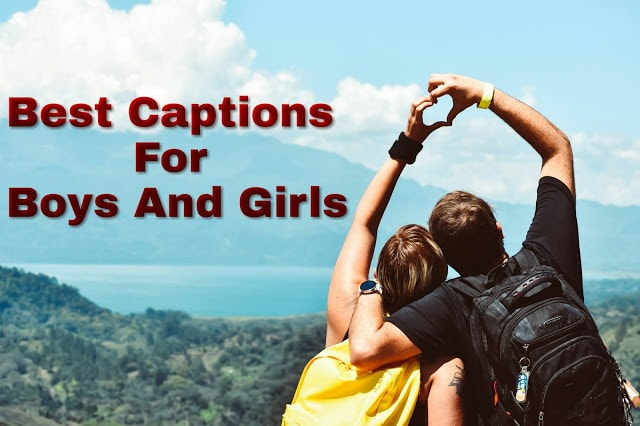 INSTAGRAM SELFIE CAPTIONS FOR FRIENDS AND BFFS