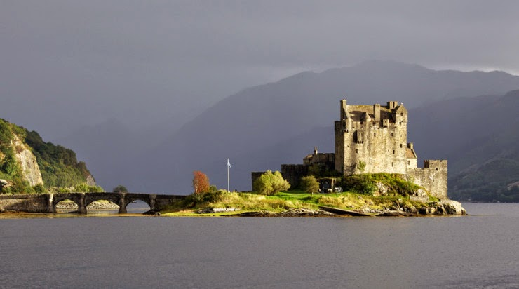 Eilean Donan The Most Famous Castle In Scotland