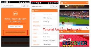 Cara Nonton Pertandingan Sepak Bola Live Di Android