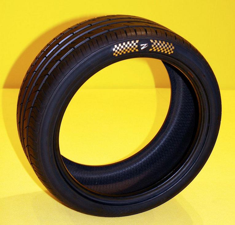 Ai dám lắp bộ lốp này vào xe và...chay?