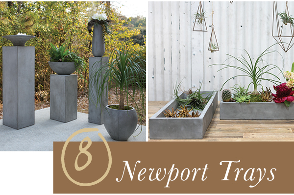 Accent Decor Bestseller: Newport Trays