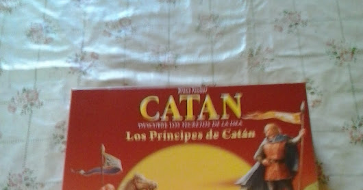 Príncipes de Catan.
