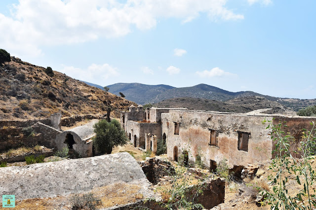 Kalamitsia, isla de Naxos (Grecia)