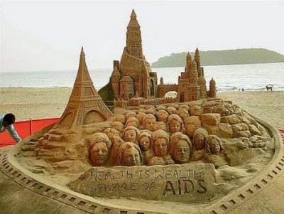 Undiscovered Indian Treasures: Sand Sculpture: Uniquness of Orissa's Sand  Art
