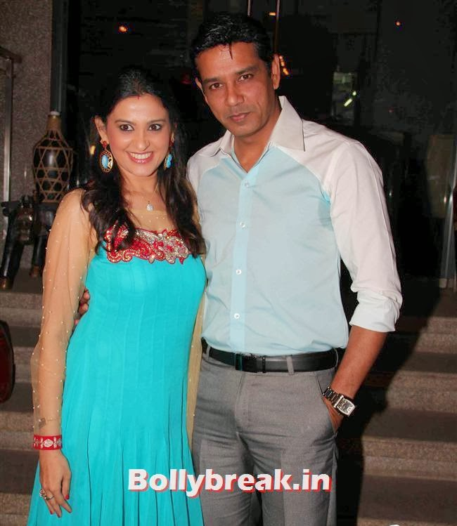 Smita Bansal and Anup Soni, Balika Vadhu Success Party Pics -1500 Episodes
