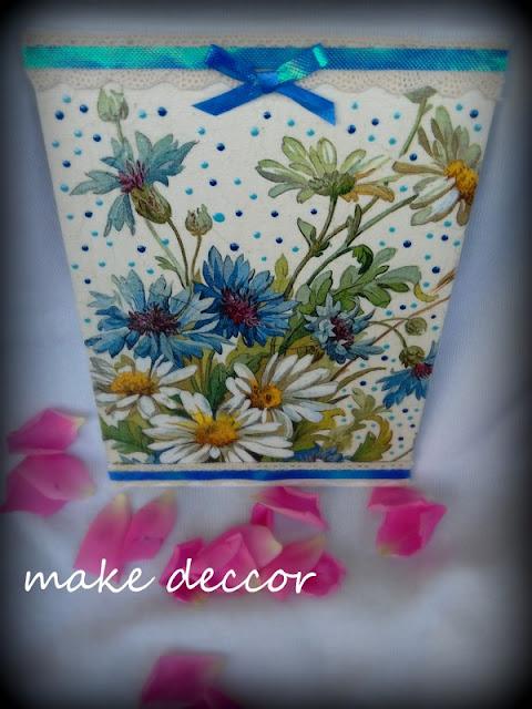 Obrazek-polne kwiaty