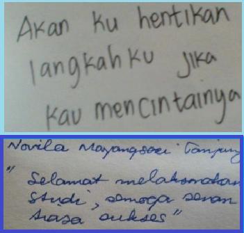 teknik tulisan, meningkatkan daya ingat dan motivasi diri