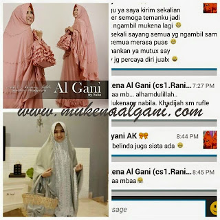 11262109_1455696664722891_2811289865383777156_n Dokter barbie Tika cantik wearing Mukena Najwa super duper Best Seller 😍