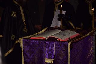 Denia celor 12 Evanghelii, Catedrala Mitropolitana Cluj-Napoca