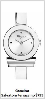 Sydney Fashion Hunter - Timeless Timepieces - Salvatore Ferragamo Gancino Watch