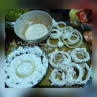 resep onion ring