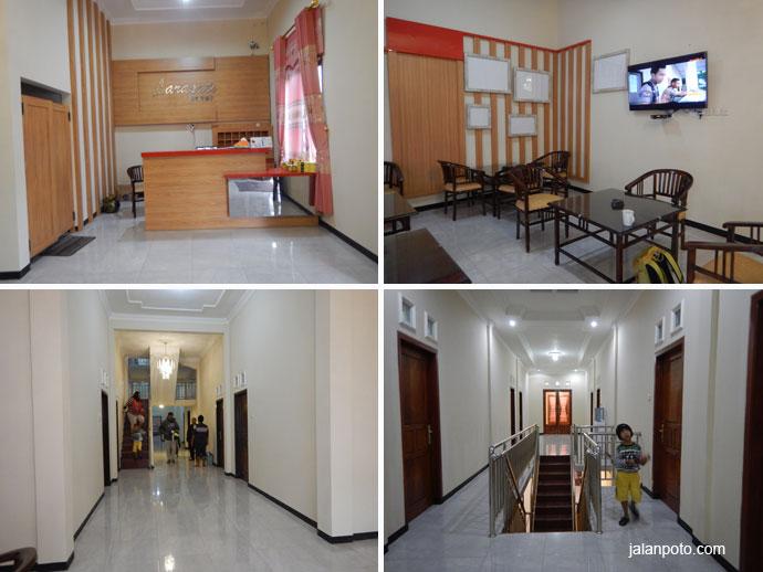 Hotel Larasati Dieng Plateau