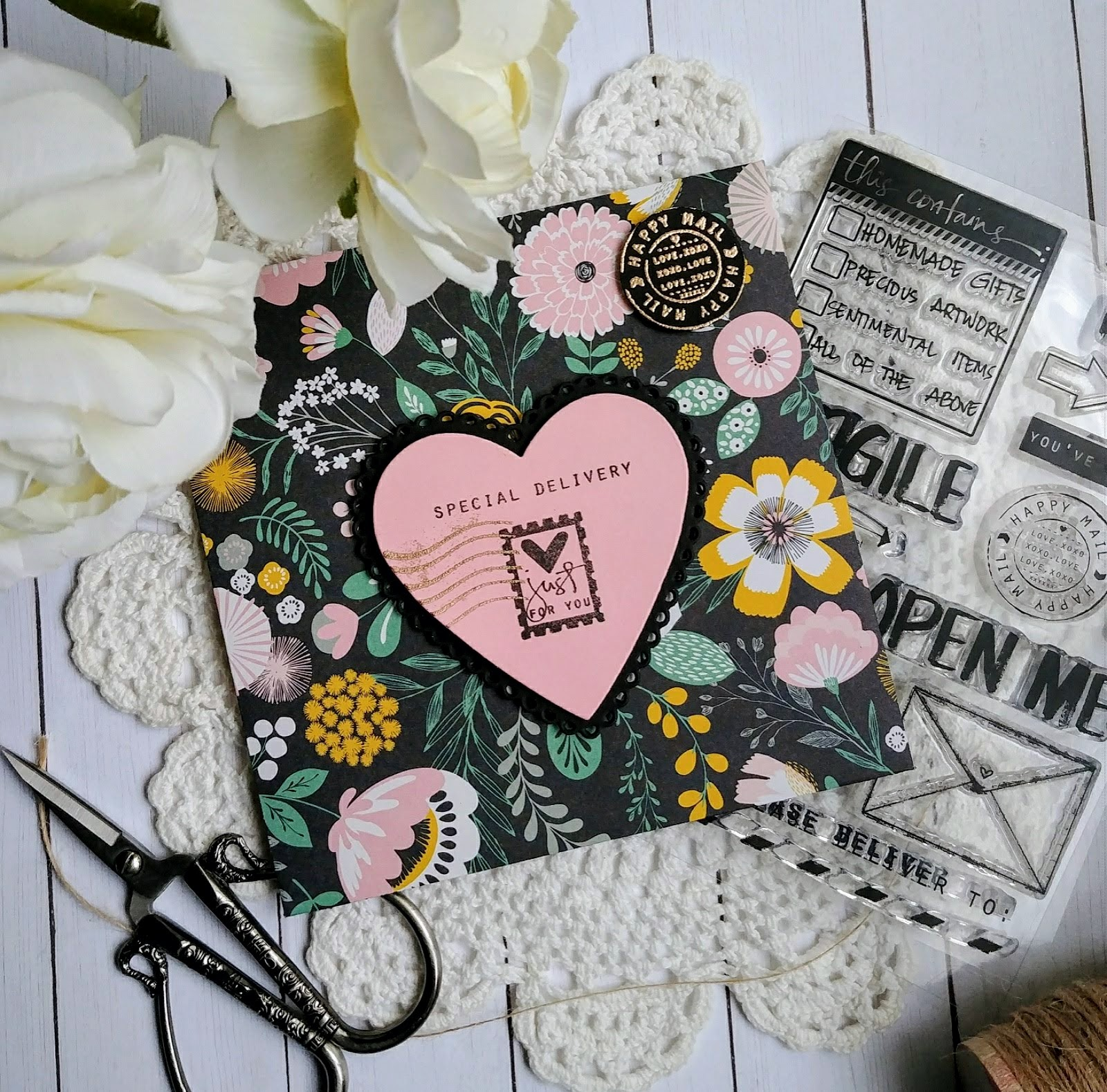 Flutter} by Atomicbutterfly: Tuesday Ideas {Happy Mail}