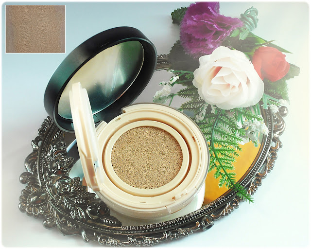 Clio Kill Cover Liquid Founwear cushion 03 linen - review - swatch