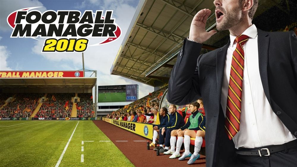 Football Manager 2016 Download Poster