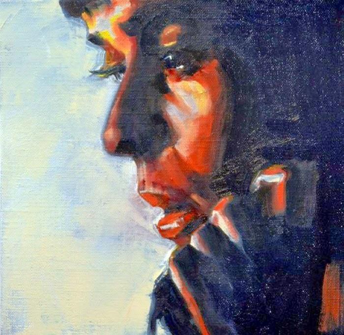 Эмоциональные и динамичные картины. Sal Jones