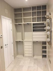Karpinteria puertas armarios y tarimas interiores de armarios a medida - Armarios empotrados interiores ...