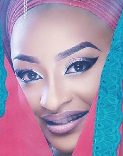 rahama sadau banned from kannywood