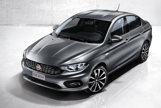 2016 Fiat Aegea Revealed