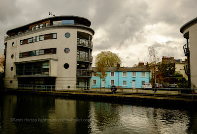 The Regent's Canal from Kings Cross to Camden - stock photos bound for Alamy and Photoshelter