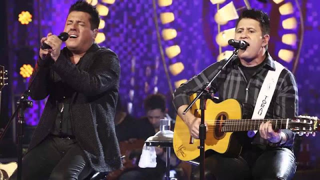 Bruno e Marrone - Quando a Chuva Passar
