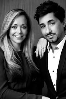 Michael Russo and Tamara Ralph-Ralph & Russo são dois designers ingleses
