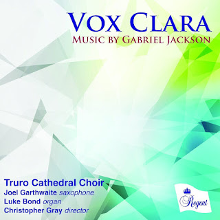 Vox Clara - Truro Cathedral Choir - Regent Records