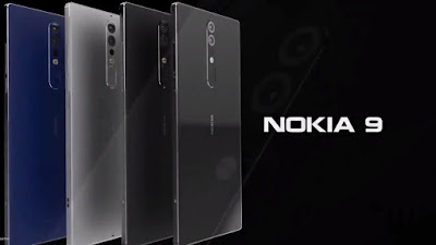 Nokia 9 leaks