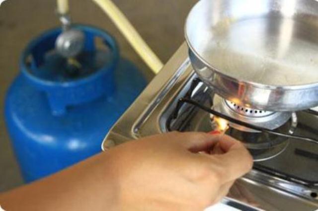Petrobras aumenta o preço do gás de cozinha em 9,8%