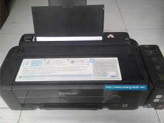 Spesifikasi Printer Epson L300