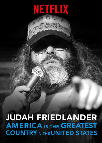 Judah Friedlander: America is the Greatest Country in the United States (2017) ταινιες online seires xrysoi greek subs