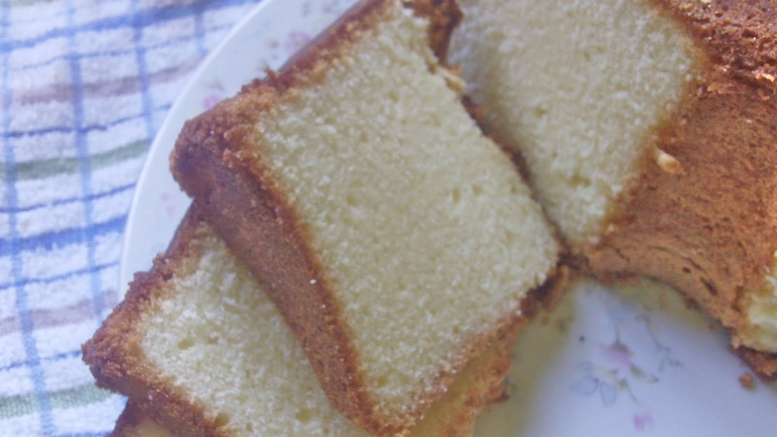 Old Fashioned Pound Cake With Self Rising Flour