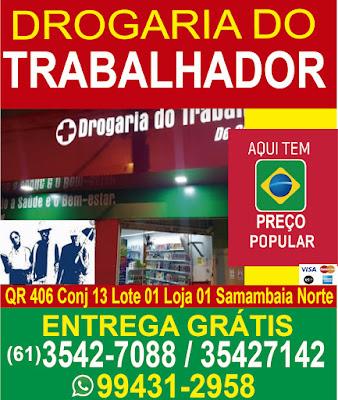DROGARIA DO TRABALHADOR