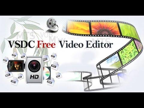 تحميل برنامج VSDC Free Video Editor 2020  برنامج تحرير و تعديل  الفيديو عربي للكمبيوتر مجانا
