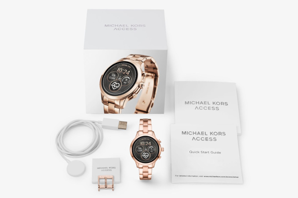 Michael Kors Access Runway smartwatch with Heart-rate tracking, GPS and NFC goes official