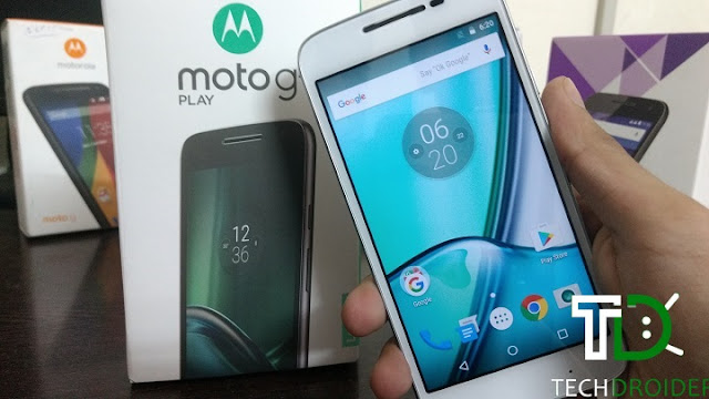 [Giveaway] Win A Free Motorola Moto G4 Play