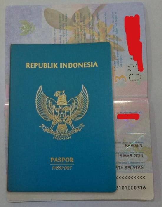 cara membuat paspor umroh 2019